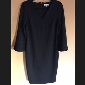 Black Calvin Klein Dress (10)